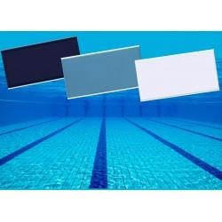 Πλακάκι πισίνας Pool Glossy White 12cm x 24,5cm