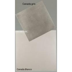 ΠΛΑΚΑΚΙ 75x75 ΔΑΠΕΔΟΥ CANADA GRIS & BLANCO