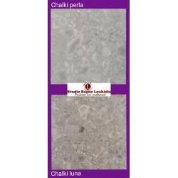 ΠΛΑΚΑΚΙ 58,5x58,5 CHALKI perla & luna