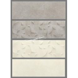 ΠΛΑΚΑΚΙ 30x90  ΜΠΑΝΙΟΥ & ΚΟΥΖΙΝΑΣ  SHAPE icon grey / natural