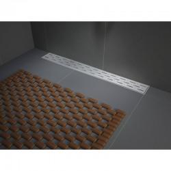 ΚΑΝΑΛΙ ΔΑΠΕΔΟΥ STYLE για χτιστη ντουσιερα χαμηλου υψους 40/60/80 cm