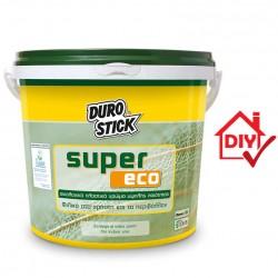 ΧΡΩΜΑ SUPER ECO ΠΛΑΣΤΙΚΟ  DUROSTICK 1KG / 5KG / 15KG